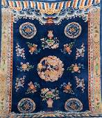 Chinese Carpet Dragon Design