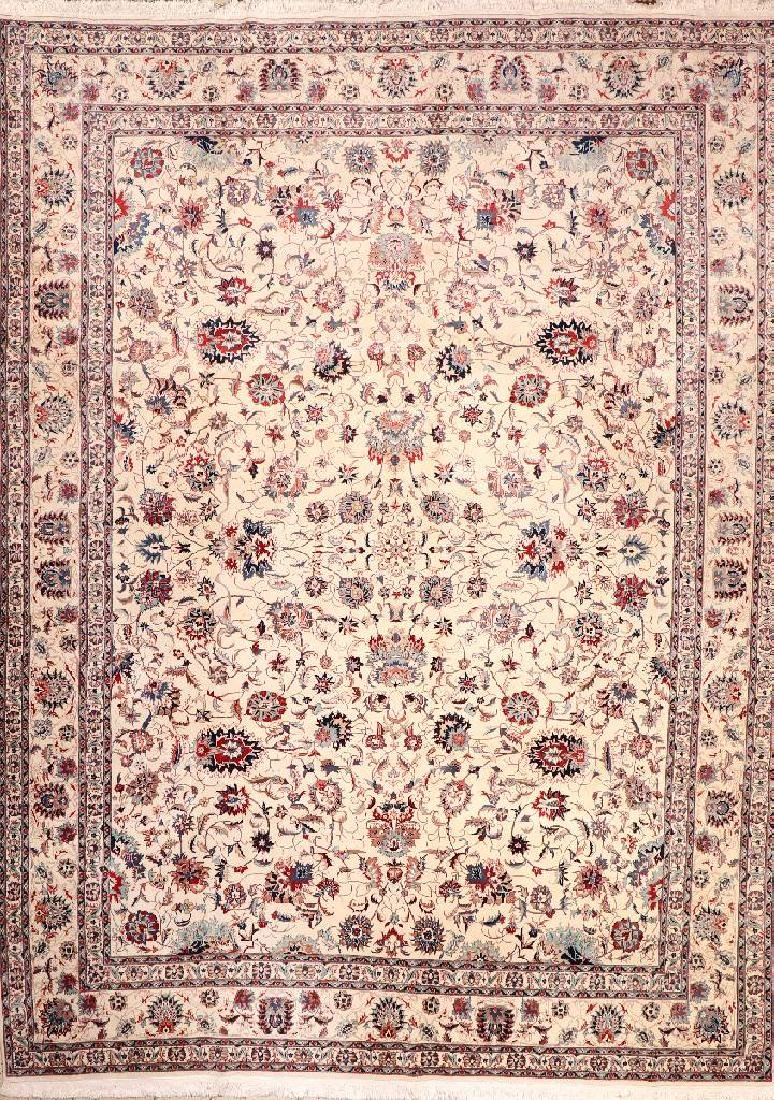 Fine Chinese Isfahan Carpet,