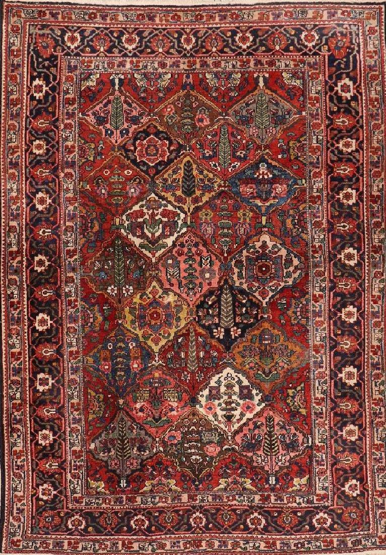 Bakhtiar Carpet,