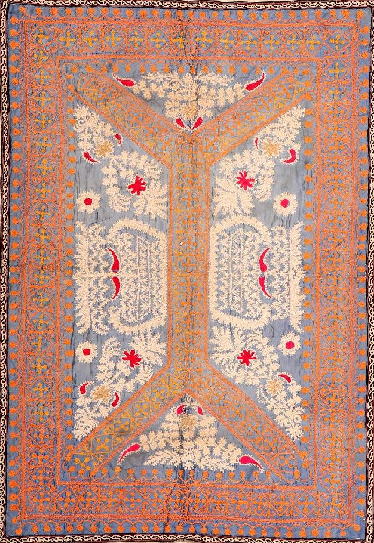 Silk Susani 'Embroidery',