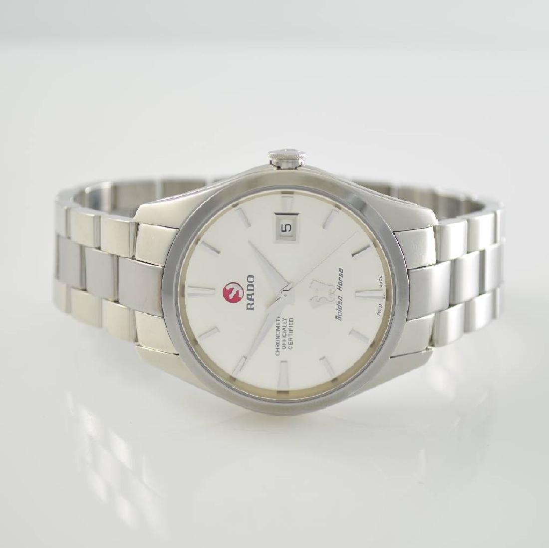 RADO self winding wristwatch Hyperchrome