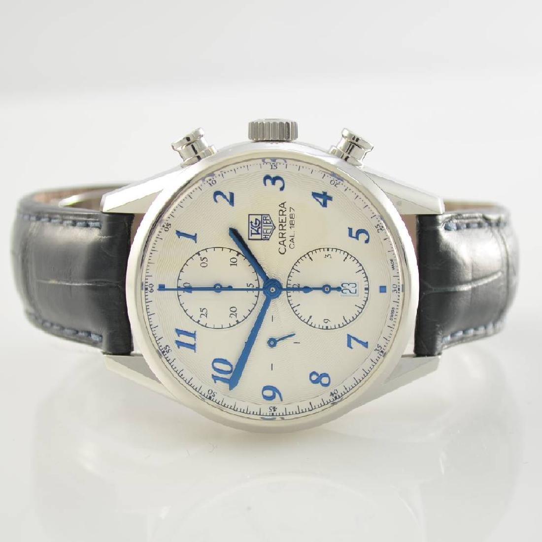 TAG HEUER intermediate wheel chronograph Carrera