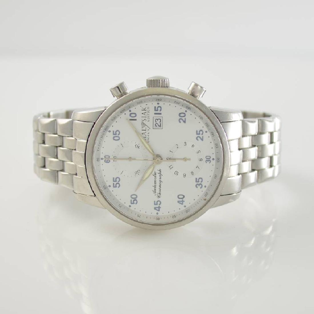 MALYSIAK Uhren Edition self winding chronograph