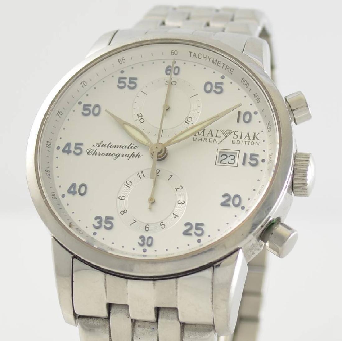 MALYSIAK Uhren Edition self winding chronograph - 4