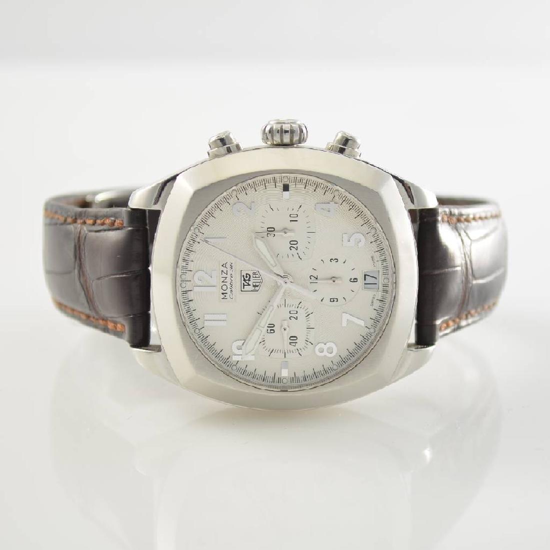 TAG HEUER intermediate wheel chronograph model Monza