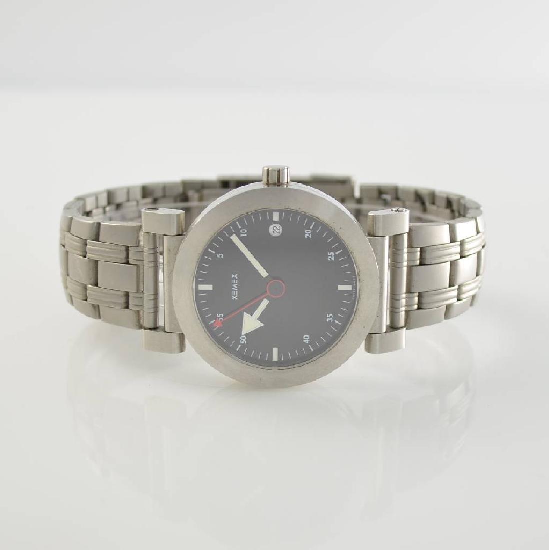 XEMEX rare gents wristwatch Offraod Design Külling