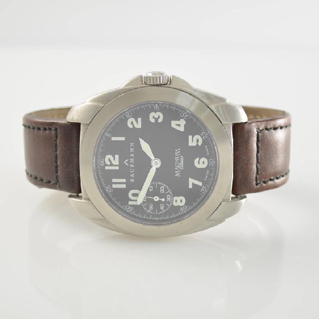 KAUFMANN manual wound gents wristwatch model Magnum