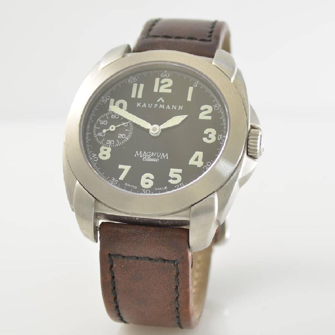 KAUFMANN manual wound gents wristwatch model Magnum - 3