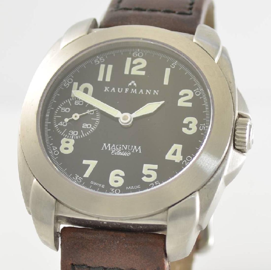 KAUFMANN manual wound gents wristwatch model Magnum - 4