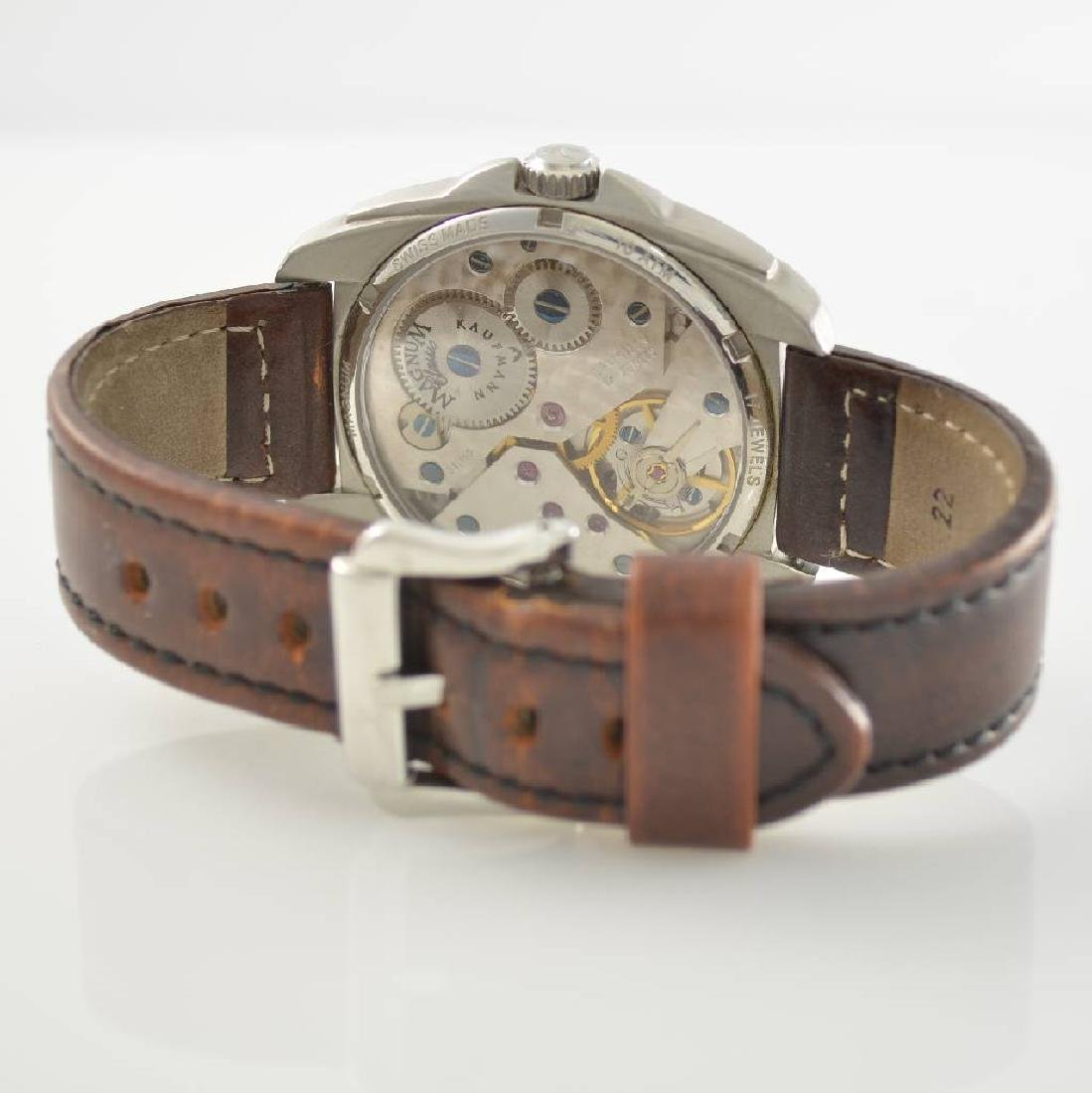 KAUFMANN manual wound gents wristwatch model Magnum - 5