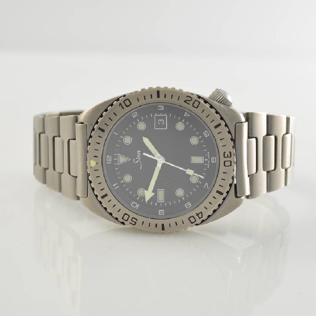 SINN rare chronometer gents wristwatch