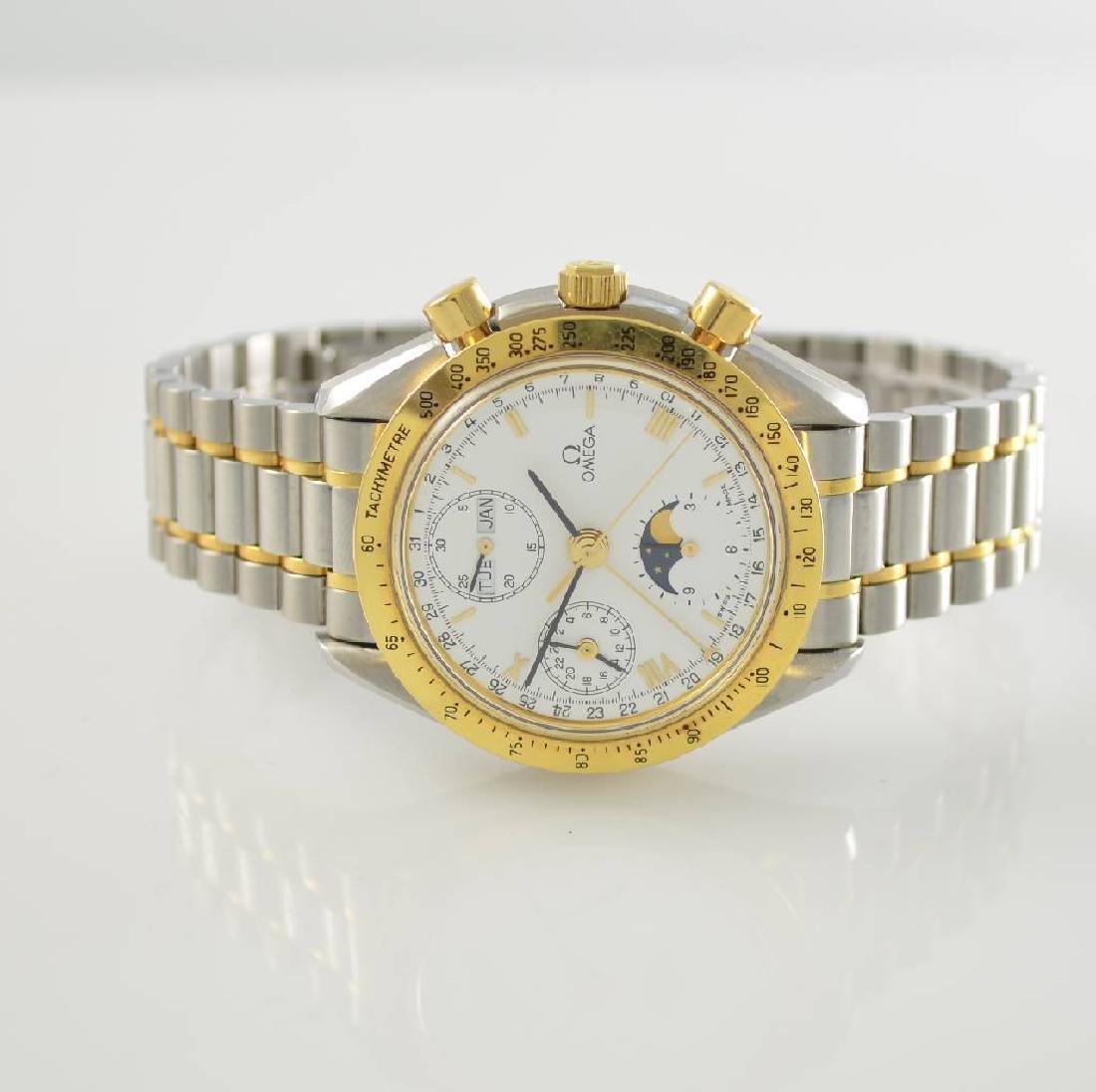 OMEGA Speedmaster Golden Gate wristwatch with
