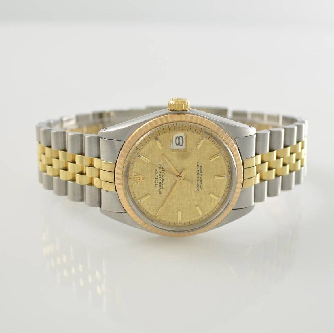 ROLEX gents wristwatch Oyster Perpetual Datejust