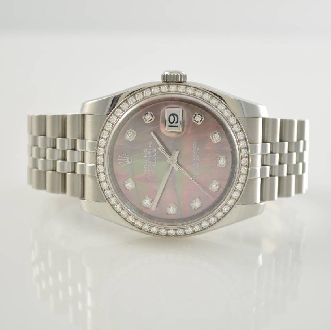 ROLEX wristwatch Oyster Perpetual Datejust