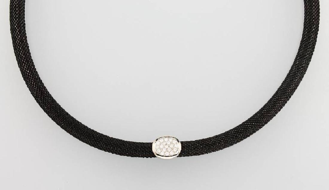 CEDE necklace with brilliants