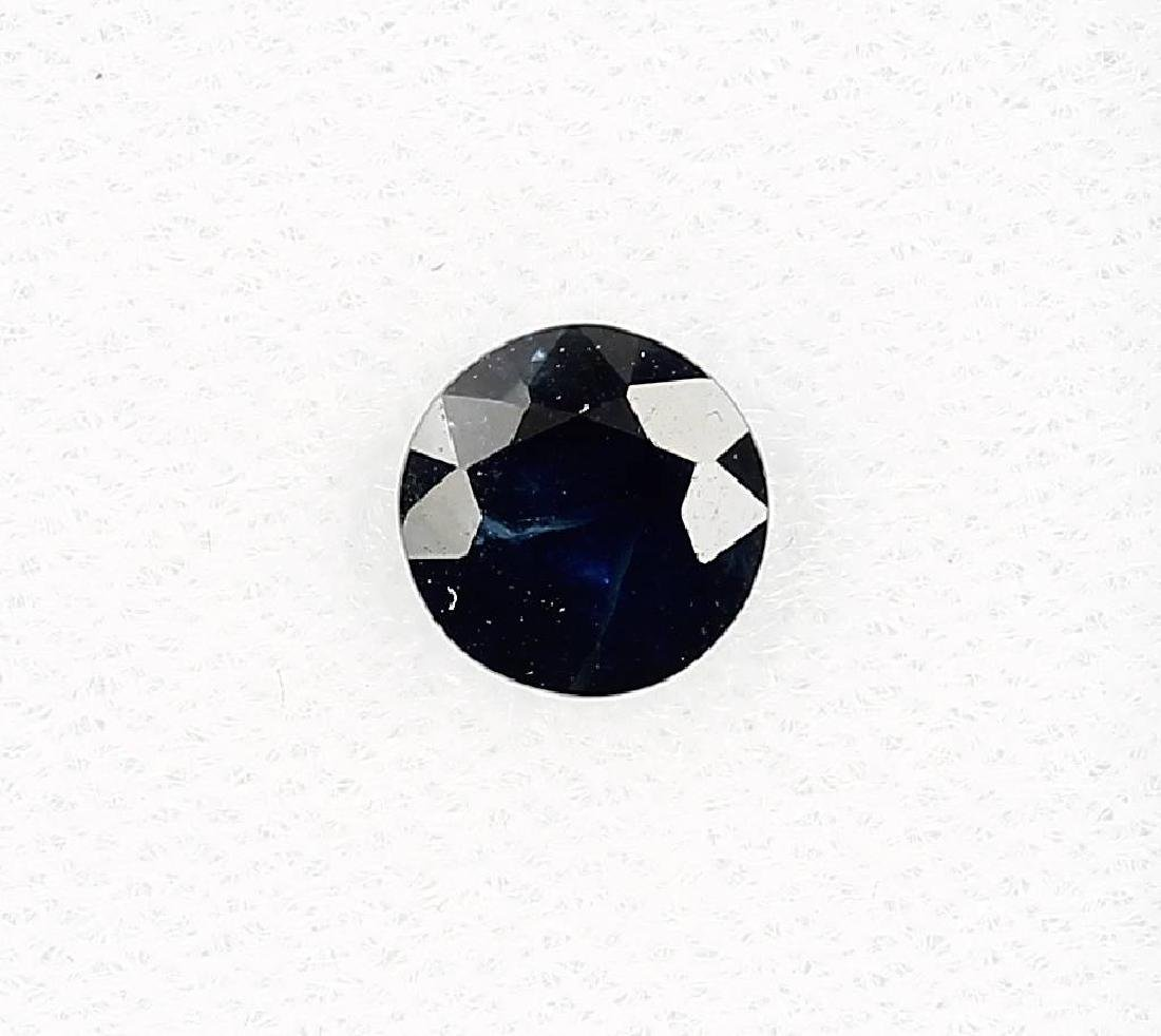 Loose sapphire, 0.900 ct