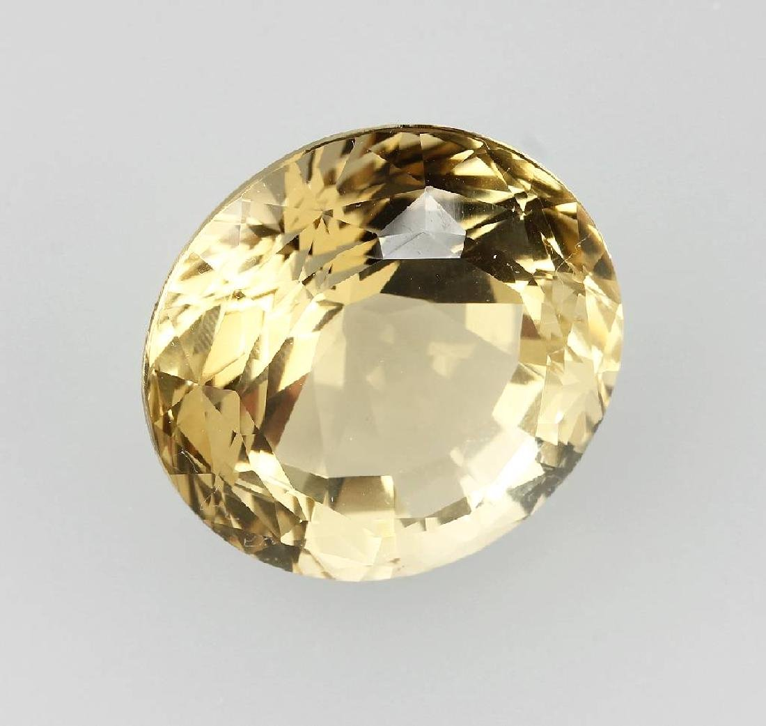 Citrine, approx. 113.5 ct