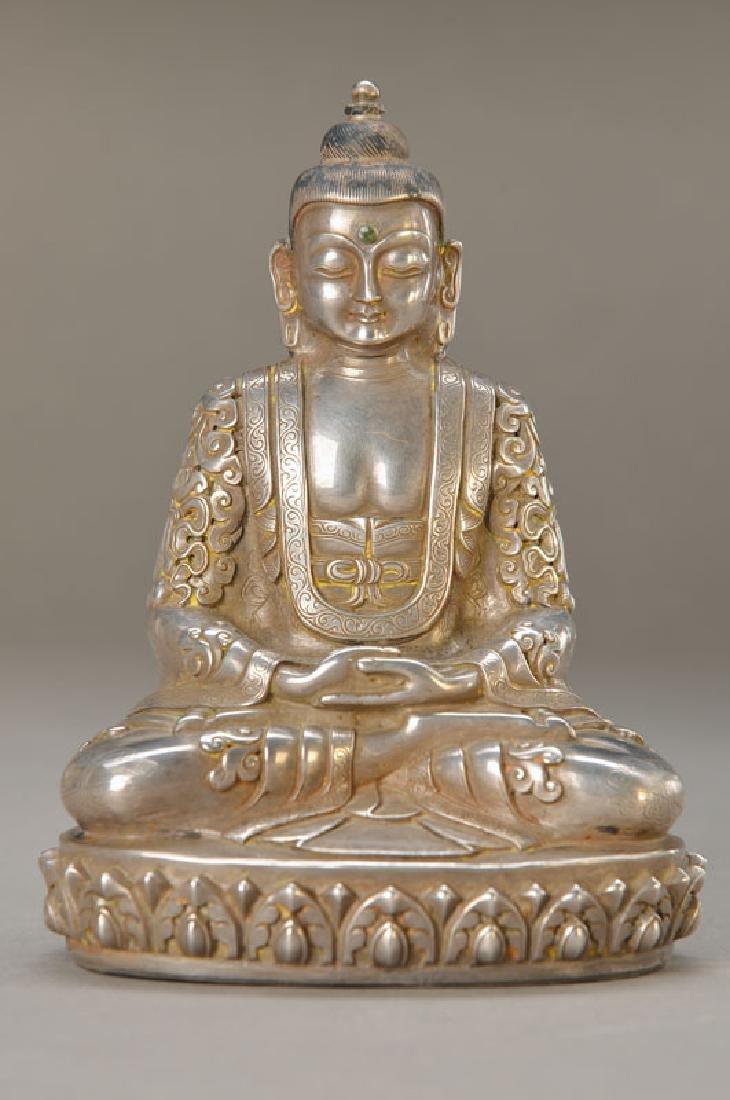Buddha, Tibet/Mongolia