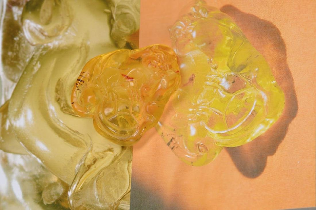 Baltic Butterscotch amber