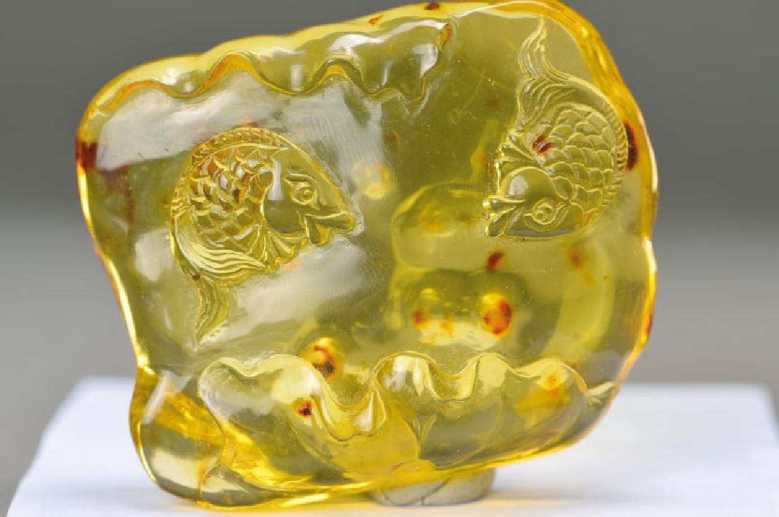 Baltic Butterscotch- amber