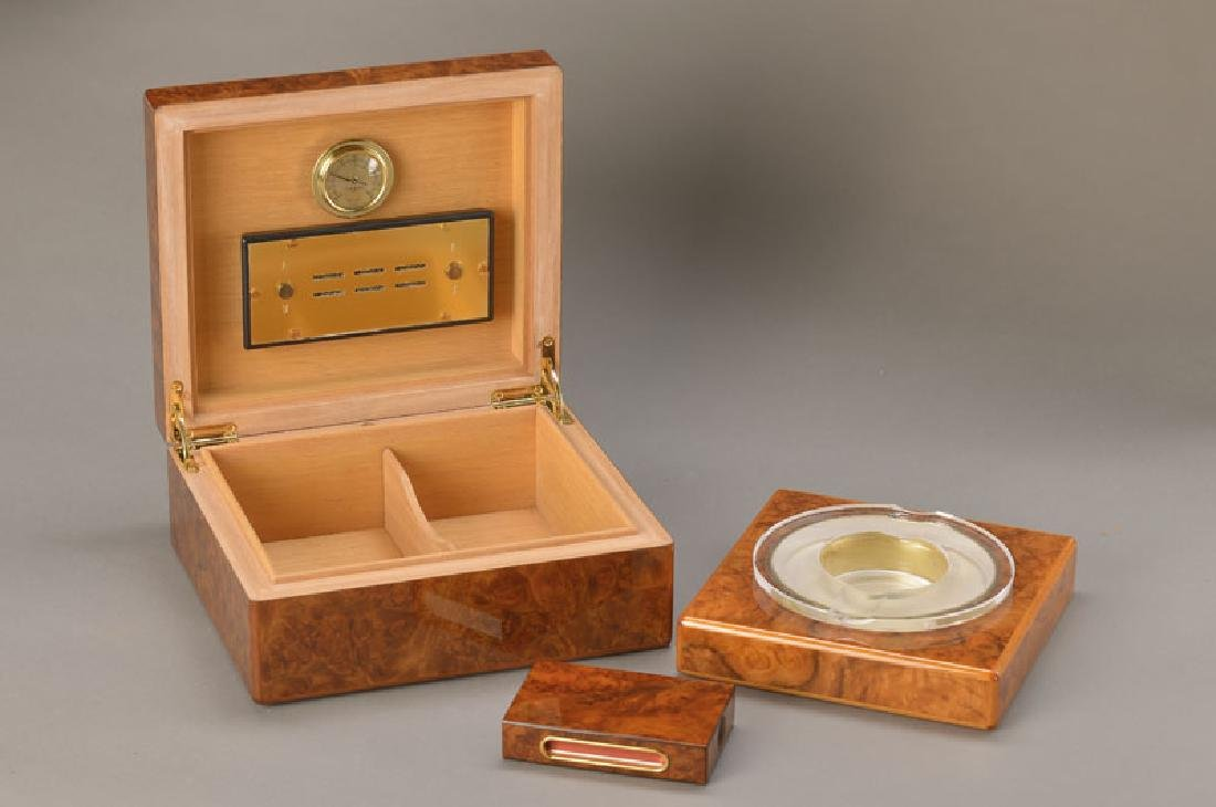 Griffins Humidor