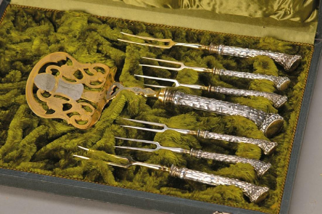 asparagus cutlery