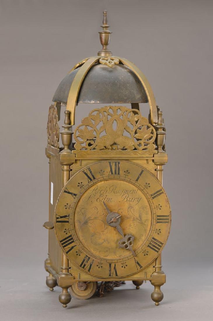 Lantern clock