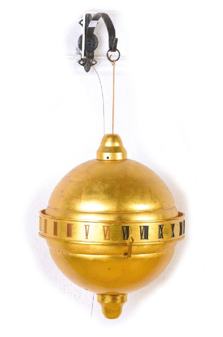 so-called Sink ball clock