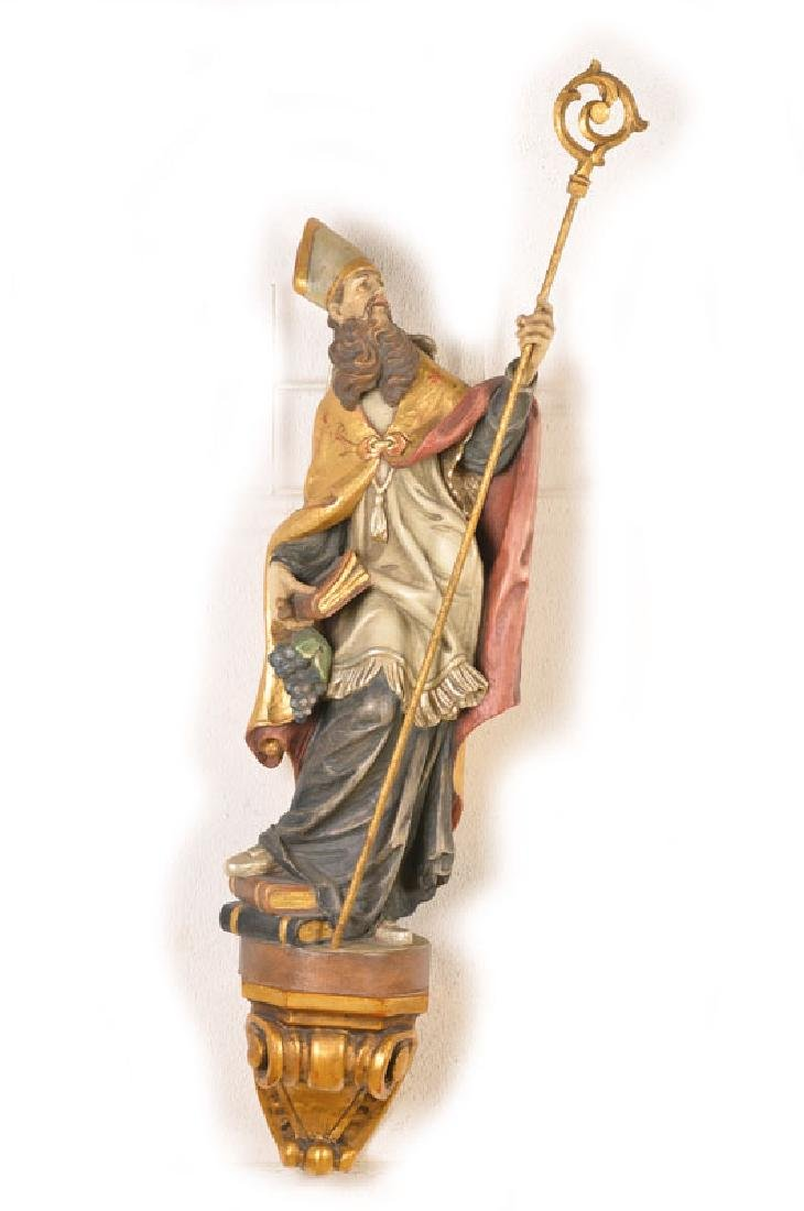 Sculpture of Saint Urban