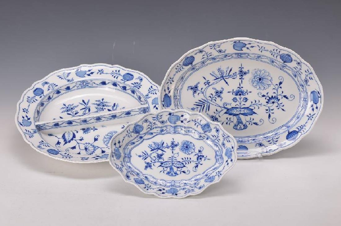 Meissen Blue Onion Pattern