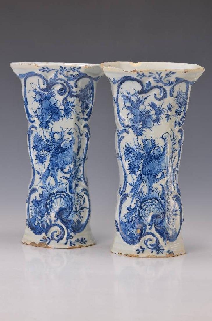 Pair of vases