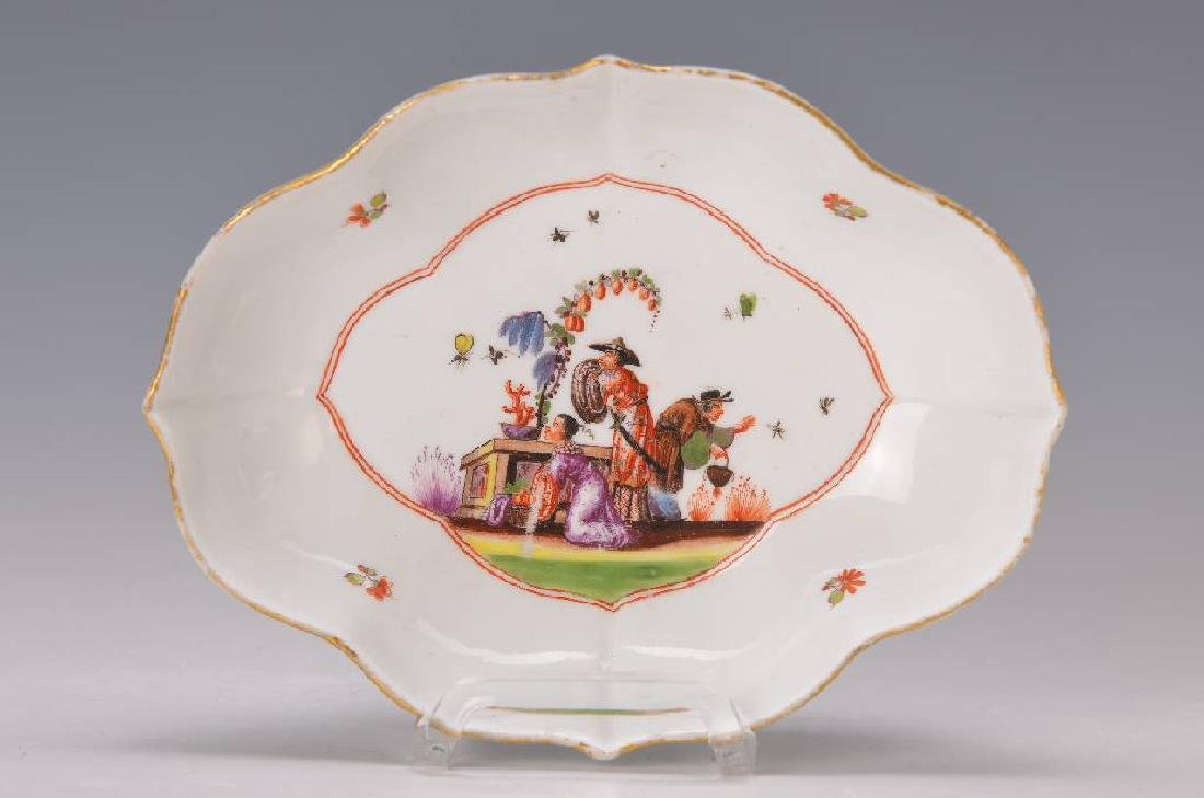 bowl, Meissen