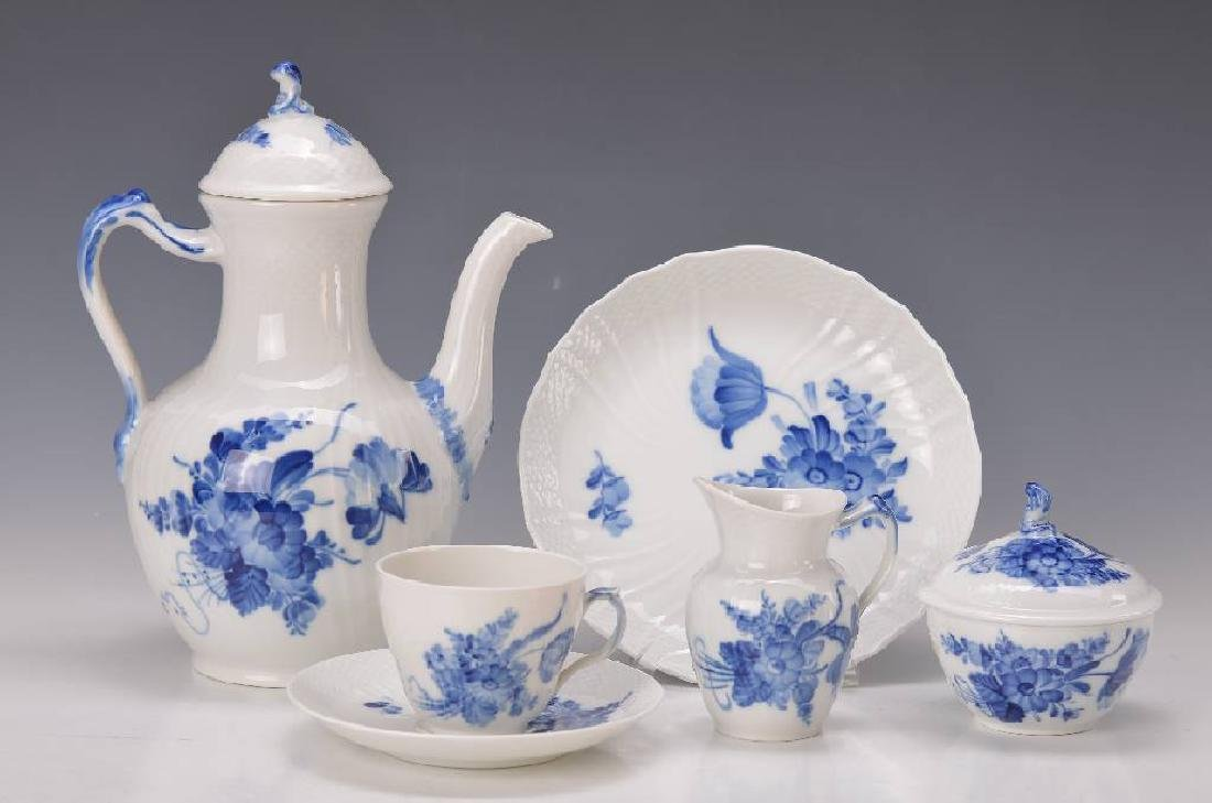coffee set, Royal Copenhagen