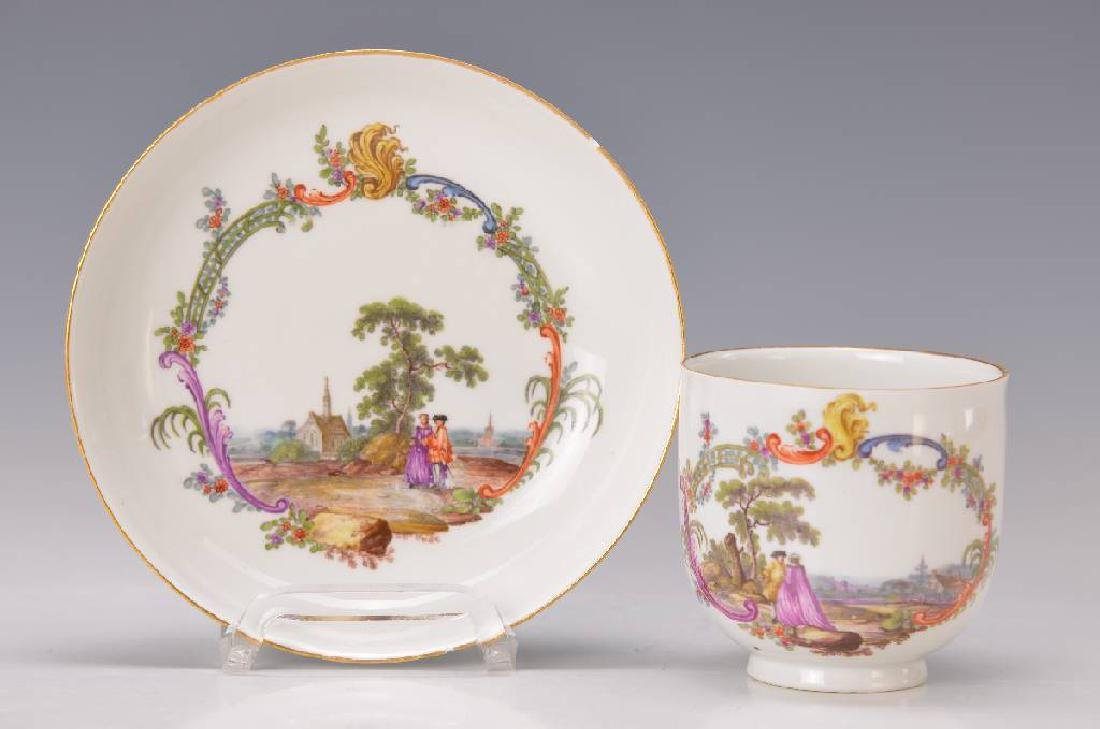 cups with saucer