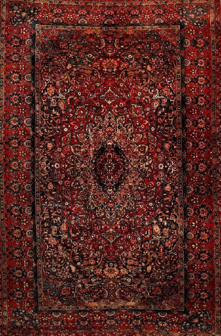 Large Bakhtiar Carpet,