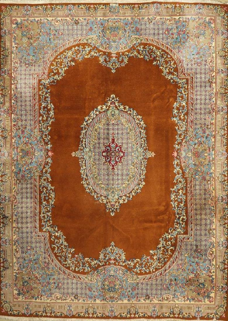 Kirman Carpet,