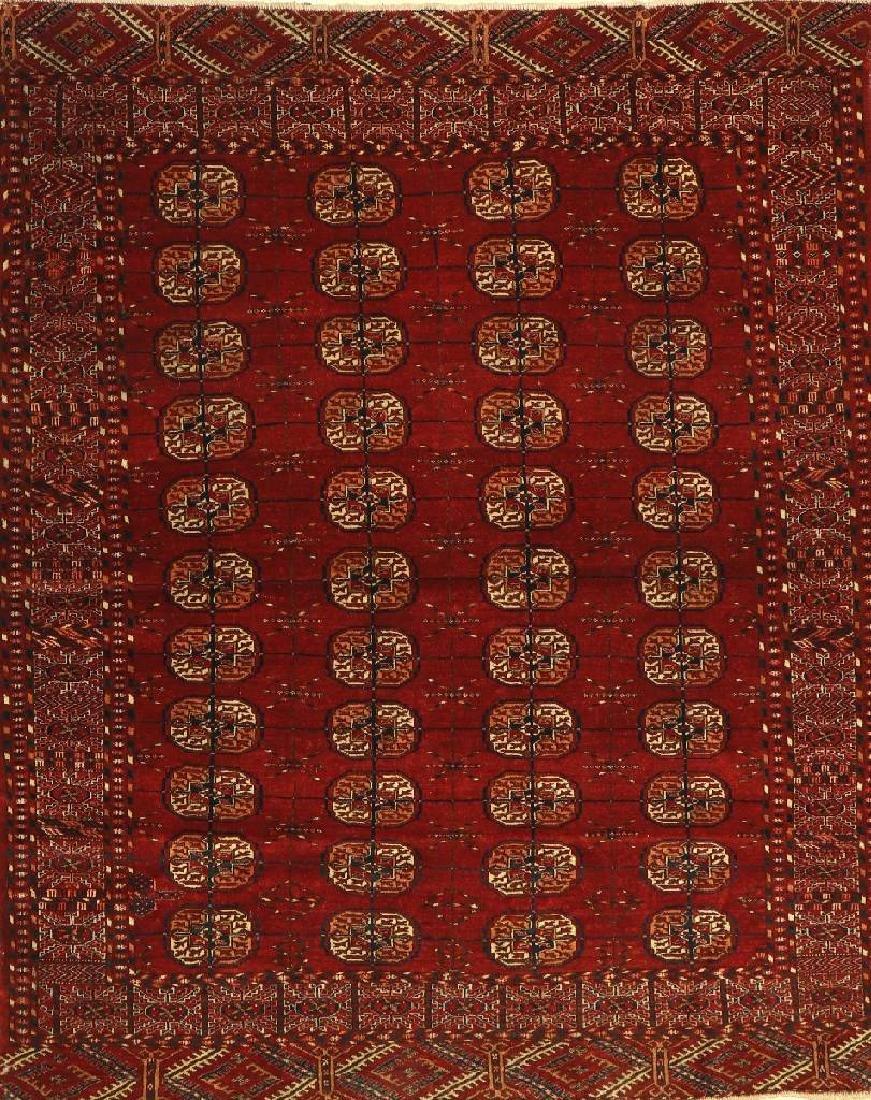 Turkmen Rug,