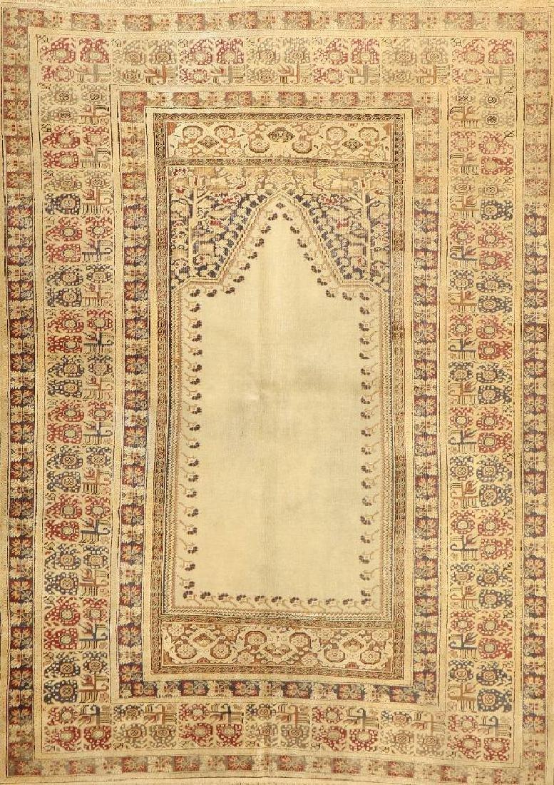 Panderma 'Prayer Rug' (Part-Cotton),