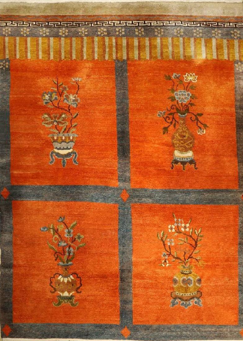 Nepal Carpet (Tibetan Ensi Design),