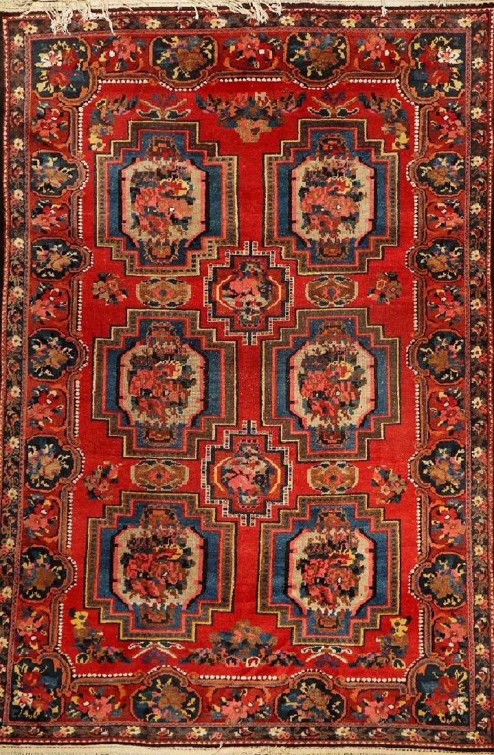 Bakhtiar Carpet (Golfarang Design),