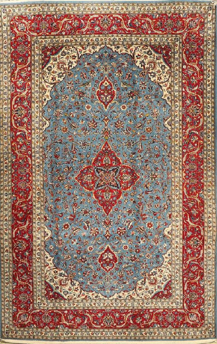 Kashan Carpet,