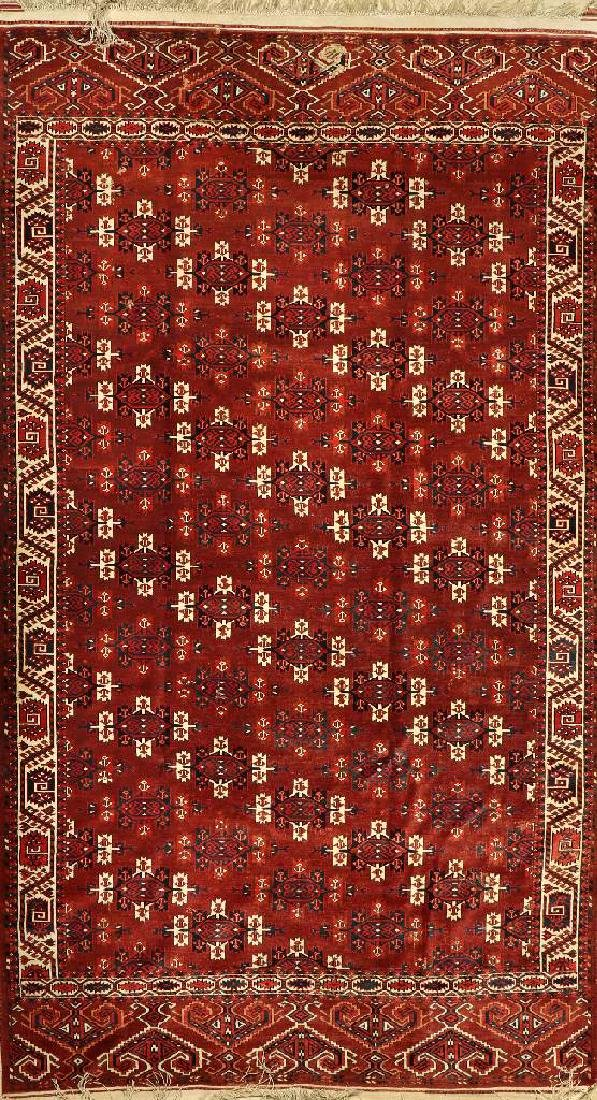 Yomut-Kepse-Gul 'Main Carpet',