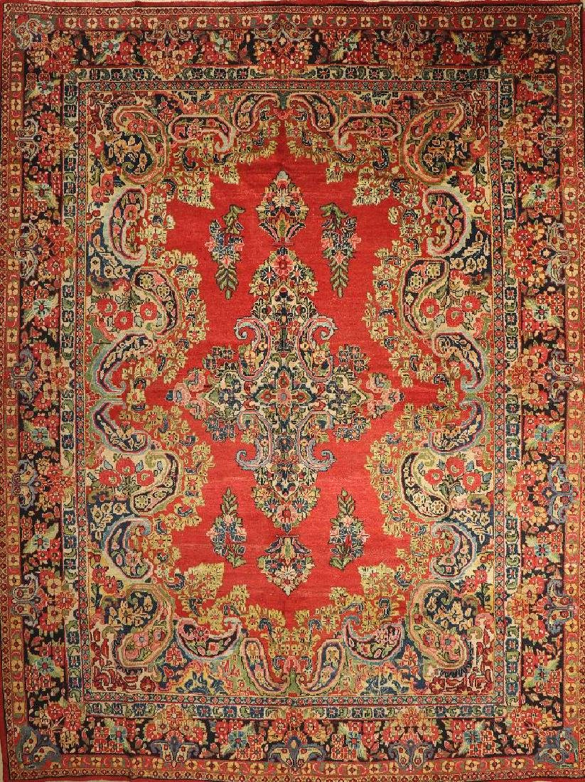 Mahal Carpet,