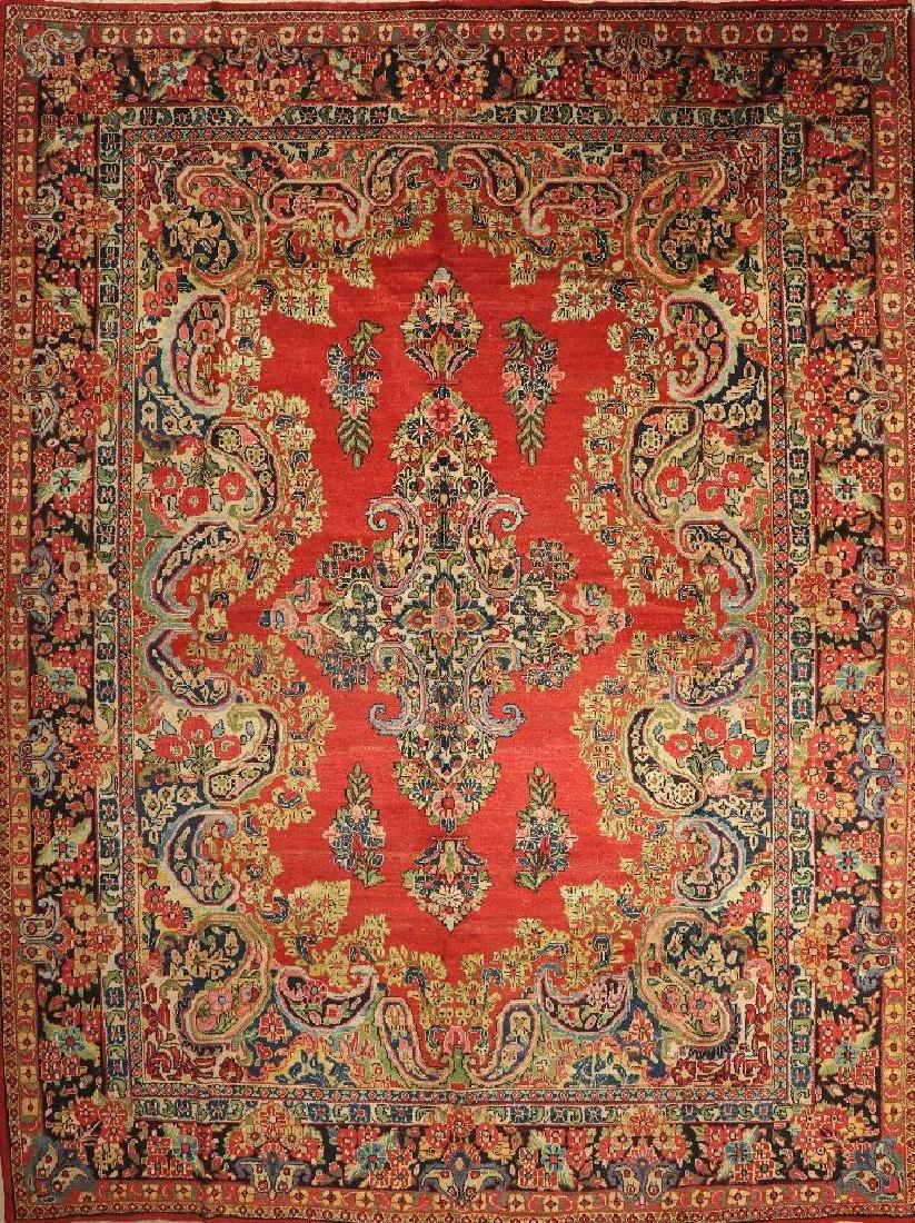 Mahal Carpet,