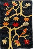 Tibetan Shigatse 'Goyul' (Bird & Tree),