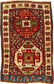 Unique Kazak/Shahsavan Rug (Published By Eberhart