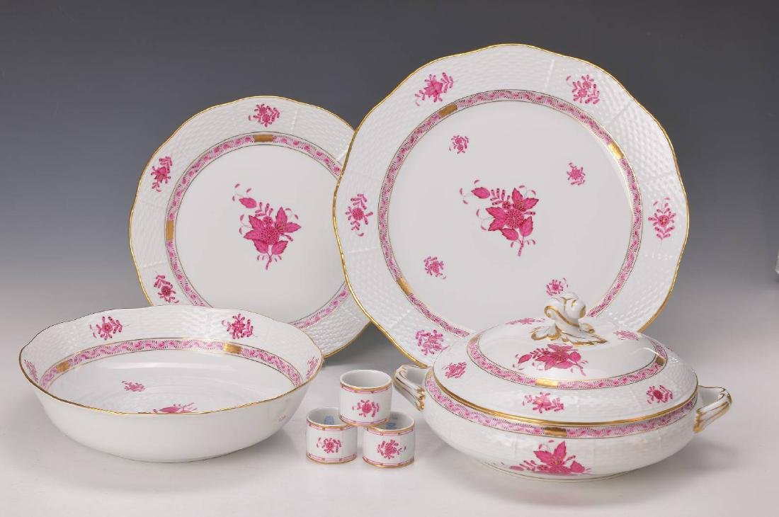Dinner set, Herend