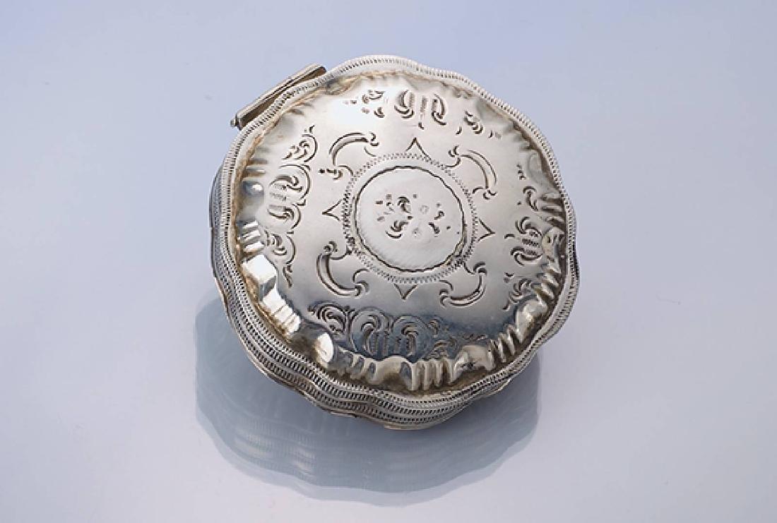Pill box, Netherlands approx. 1830/40s