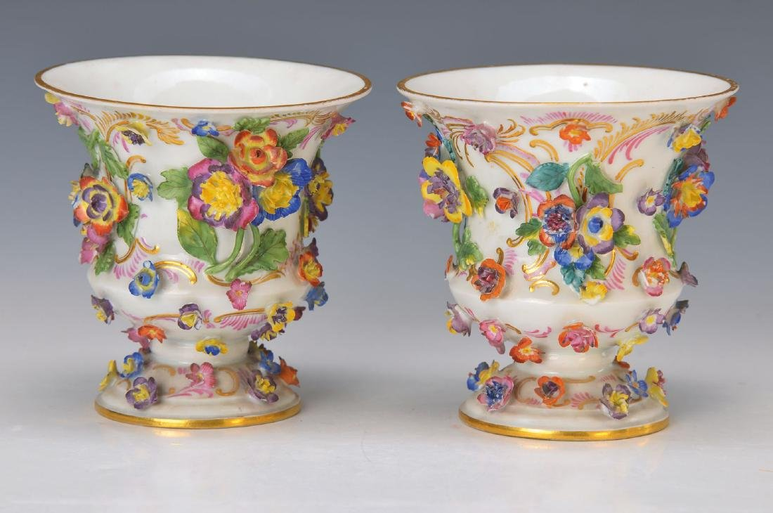 Pair of vases, France