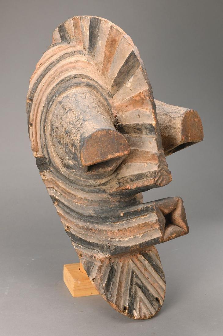 Mask, tribe Basonge/Zaire